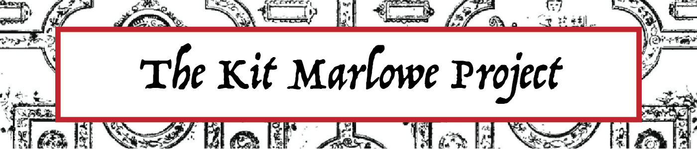 The Kit Marlowe Project