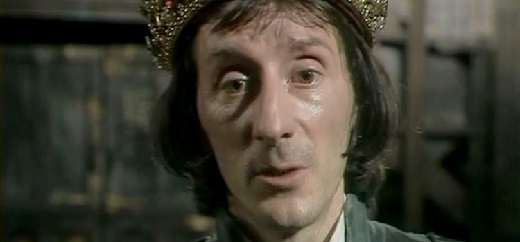 Image of Peter Benson as Henry VI